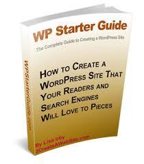wordpress starter guide